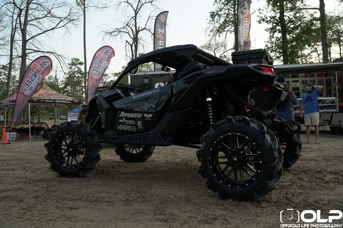 ATV + BKT = Pushing the envelope of off-road capabilities 2