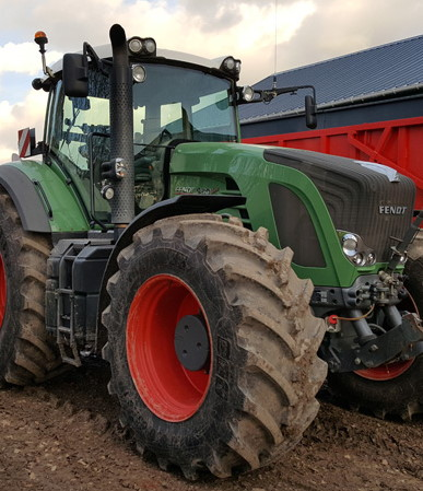 How to improve a tractor's fuel economy? 2