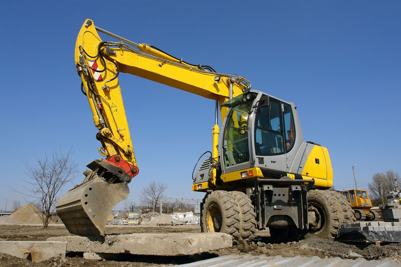 How to choose an excavator? 2