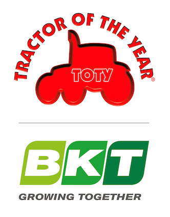 BKT is proud new sponsor of the Tractor Of The Year 2
