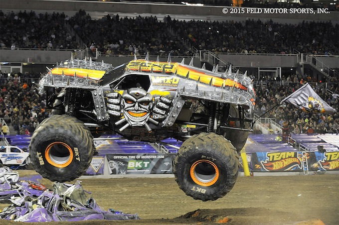 Monster Jam: a few hints to get the most out of the show 2