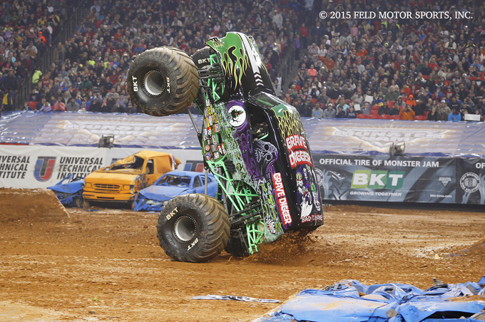 Monster Jam: how does the show work? 2